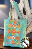 Tropical Pineapple Tote