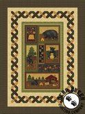 Bear Paws Honey Comb Free Quilt Pattern by Benartex