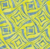 Maywood Studio Bejeweled Batiks Wonky Squares Yellow/Blue