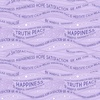 Windham Fabrics Be Mindful Waves Lavender