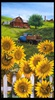 Blank Quilting Country Paradise Sunflower Panel