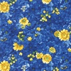 Moda Summer Breeze 2019 Flower Patch Navy