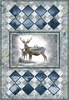 Call Of The Wild - Endearing Deer Free Quilt Pattern