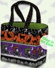 Fangtastic Free Tote Pattern