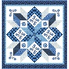 Sky Water Mill Free Quilt Pattern