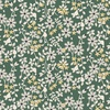 Clothworks Rosewood Small Floral Forest