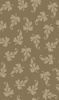 Maywood Studio Ruby Scroll Leaf Dark Tan