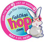 May 2020 Fab Shop Hop Bunny