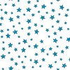 Maywood Studio Back Porch Celebration Stars White/Blue