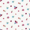 Quilting Treasures Sweet Caroline Small Floral with Dots White