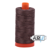 Aurifil Variegated Thread Mocha Mousse