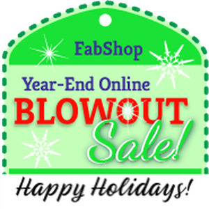 Year End Online Blowout Sale