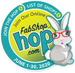 June 2020 Shop Hop Bunny