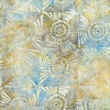 Wilmington Prints Batiks Quilt Blocks Light Blue