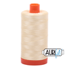 Aurifil Thread Light Lemon