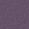 Lewis and Irene Fabrics Viking Adventure Runes Purple