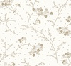Maywood Studio Kimberbell Basics Make A Wish Soft White/Taupe