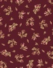 Maywood Studio Burgundy and Blush Rose Buds Burgundy