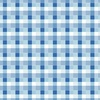 Riley Blake Designs May Belle Plaid Blue