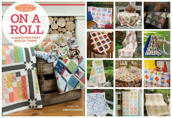 Moda All Stars: On A Roll by Martingale Publishing