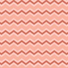 Clothworks Snarky Cats Chevron Coral