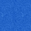 Henry Glass Blue Dream Paisley Tonal Blue