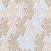 Robert Kaufman Fabrics Marmalade Dreams Decorative Diamonds Tonal Silver