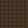 Maywood Studio Woolies Flannel Double Plaid Dark Brown