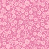 Andover Fabrics Top Drawer Tonal Flowers Baby Pink