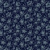 Windham Fabrics Abigail Blue Packed Floral Blue