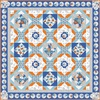 Calming Tides Free Quilt Pattern