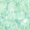 Maywood Studio Bejeweled Batiks Stitched Squares Teal