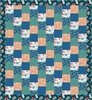 Dragons I Free Quilt Pattern