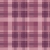 Camelot Fabrics The Wisteria Collection Plaid Purple