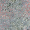 Anthology Fabrics Mary Inman Batik Circles Grey