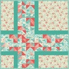 The Elm Park Collection - Crossroads Free Quilt Pattern