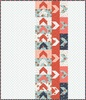 Happy Thoughts - Chevron Arrows Free Quilt Pattern