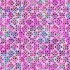 Quilting Treasures Kashmir Geo Light Magenta