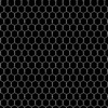 Andover Fabrics The Coop Chicken Wire Black