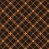 Benartex Lodge Life Rustic Plaid Walnut