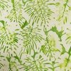 Northcott Banyan Batiks Boho Beach Leaves Green/Grey