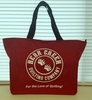 Port Authority Essential Zip Tote Bag - Chili Red