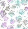 Maywood Studio Coastal Getaway Batiks Leaves Natural/Multi