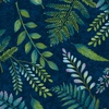 Studio E Fabrics Woodland Wonders Ferns Navy