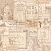 Quilting Treasures Tailor Made Vintage Patches Taupe