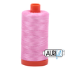 Aurifil Variegated Thread Bubblegum