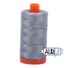 Aurifil Thread Light Blue Grey