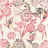 Anthology Fabrics Mary Inman Batik Field Pink Chiffon