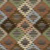 Michael Miller Fabrics Wild Thing Colorful Zigzag Multi