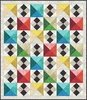 Staccato Free Quilt Pattern